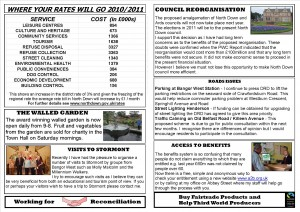West Bangor News (102) - Summer 2010