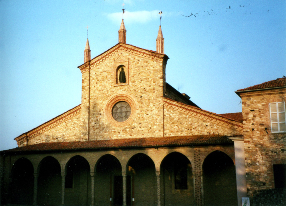 From Bangor to Bobbio Abbey Saint Columbanus Trail Travel (2)