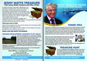 West Bangor News # 121
