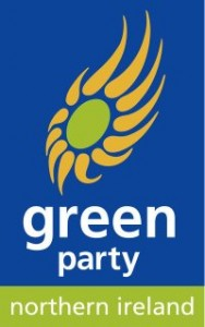 Green Party Logo First Green Party MLA in Northern Ireland Brian Wilson
