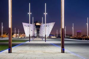 Titanic Quarter, Brian Wilson's Election Manifesto for Northern Assembly 2016